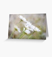 Wind Blown Greeting Card