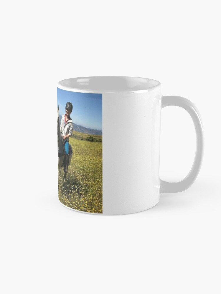 Alternate view of Martini in a meadow Mug
