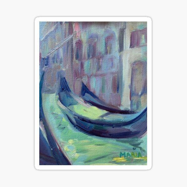 Venice Canals Sticker