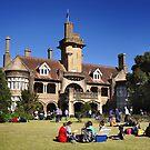 Iandra Castle by Darren Stones