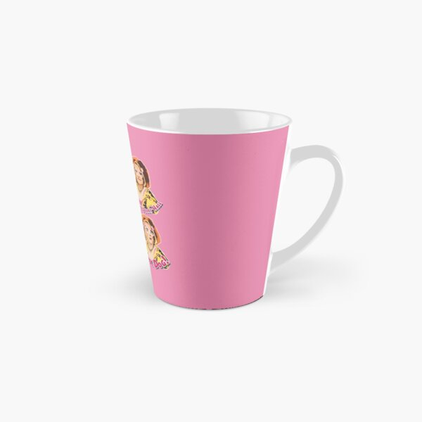 Linda La Hughes (Nipple Pink) Tall Mug