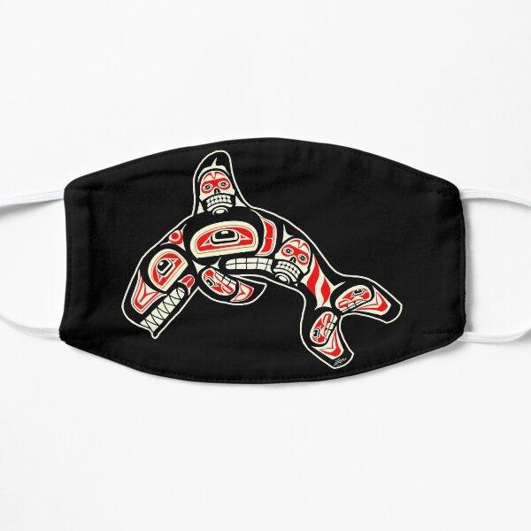Orque d'Alaska (inversé) Masque taille M/L