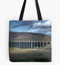 Ribblehead HDR Tote Bag