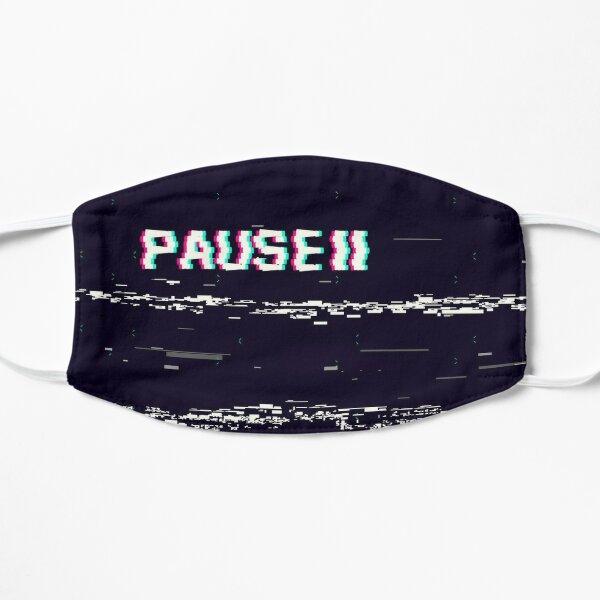 VHS Pause Glitch Mask