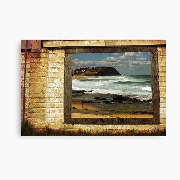 The Allure Of The Sea Canvas Print