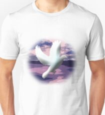 The Messenger of Freedom. Unisex T-Shirt