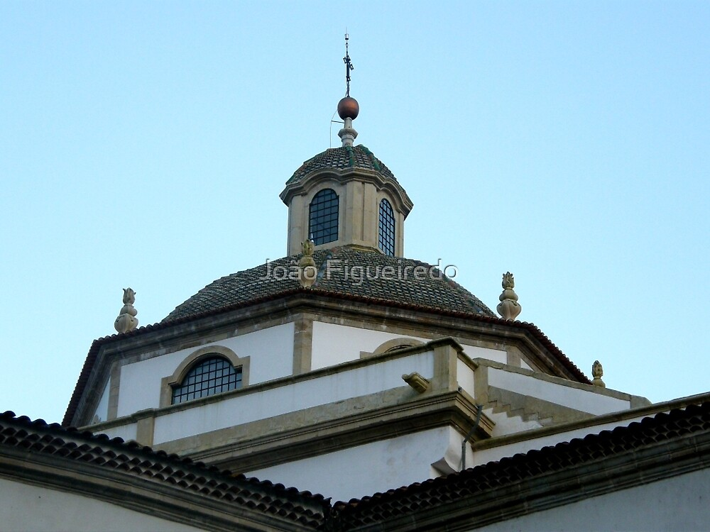 Lorvão's monastery by João Figueiredo