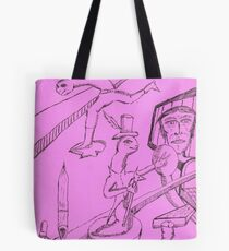 more than an amoeba Tote Bag