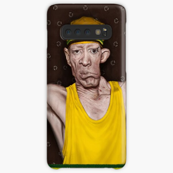 King Yellowman Samsung Galaxy Snap Case