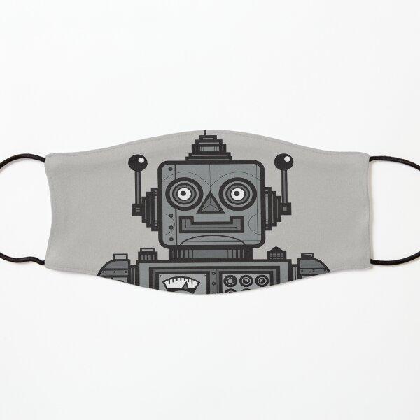 Vintage Robot Kids Mask