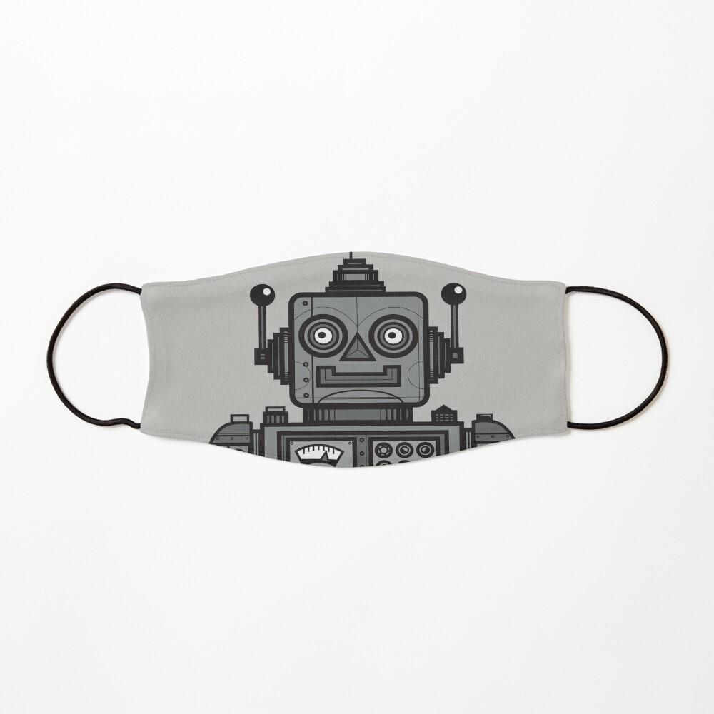 Vintage Robot Mask