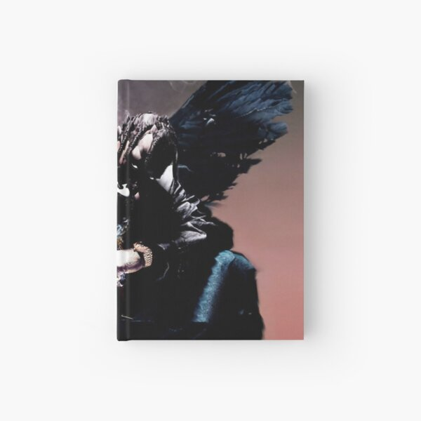 Birds in the trap Hardcover Journal