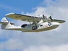 Plane Sailing - Pby Catalina  by Colin  Williams Photography
