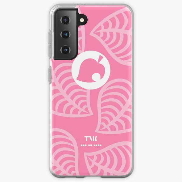 Pink NookPhone Case Samsung Galaxy Soft Case