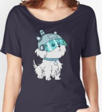 Snuffles/Snowball (Rick and Morty)  Women's Relaxed Fit T-Shirt