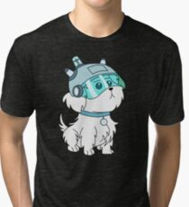 Snuffles/Snowball (Rick and Morty)  Tri-blend T-Shirt