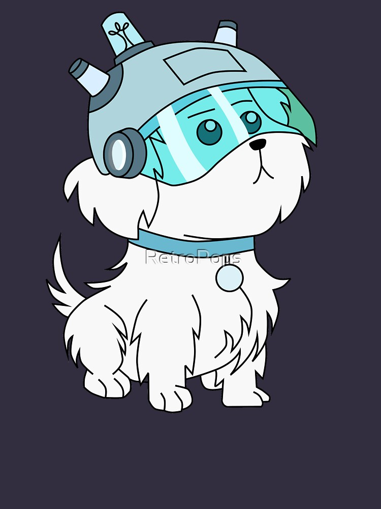 Snuffles/Snowball (Rick and Morty)  | Classic T-Shirt