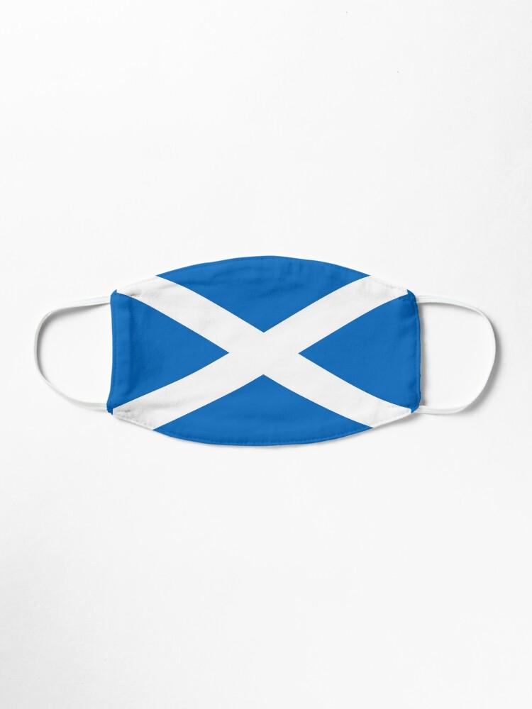 Alternate view of Scotland Masks Mask