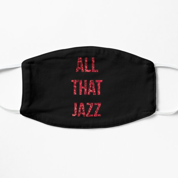 All that Jazz Flat Mask