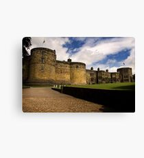Skipton Castle Canvas Print