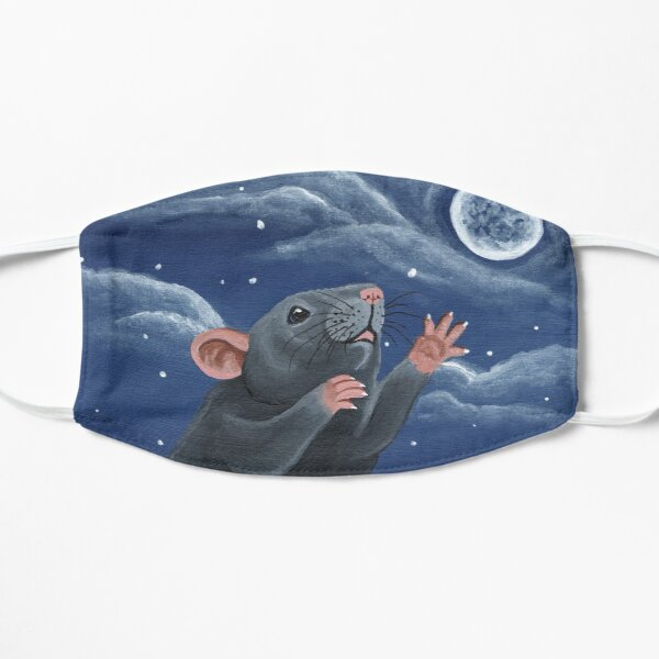 Reach for the Moon Mask