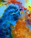 Battle Spirits Of Water And Fire by Stephanie Bateman-Graham