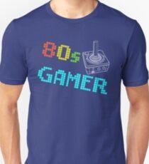 80s Gamer Joystick Unisex T-Shirt