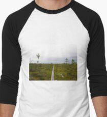 Store Mosse National Park Men's Baseball ¾ T-Shirt