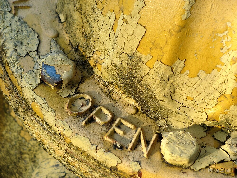 Open by Mike Shell
