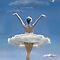 In memory legendary Russian ballerina Maya Plisetskaya