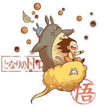 My friend goku by Harantula