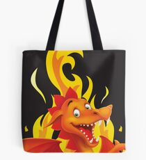 Fire Up Your Imagination Tote Bag