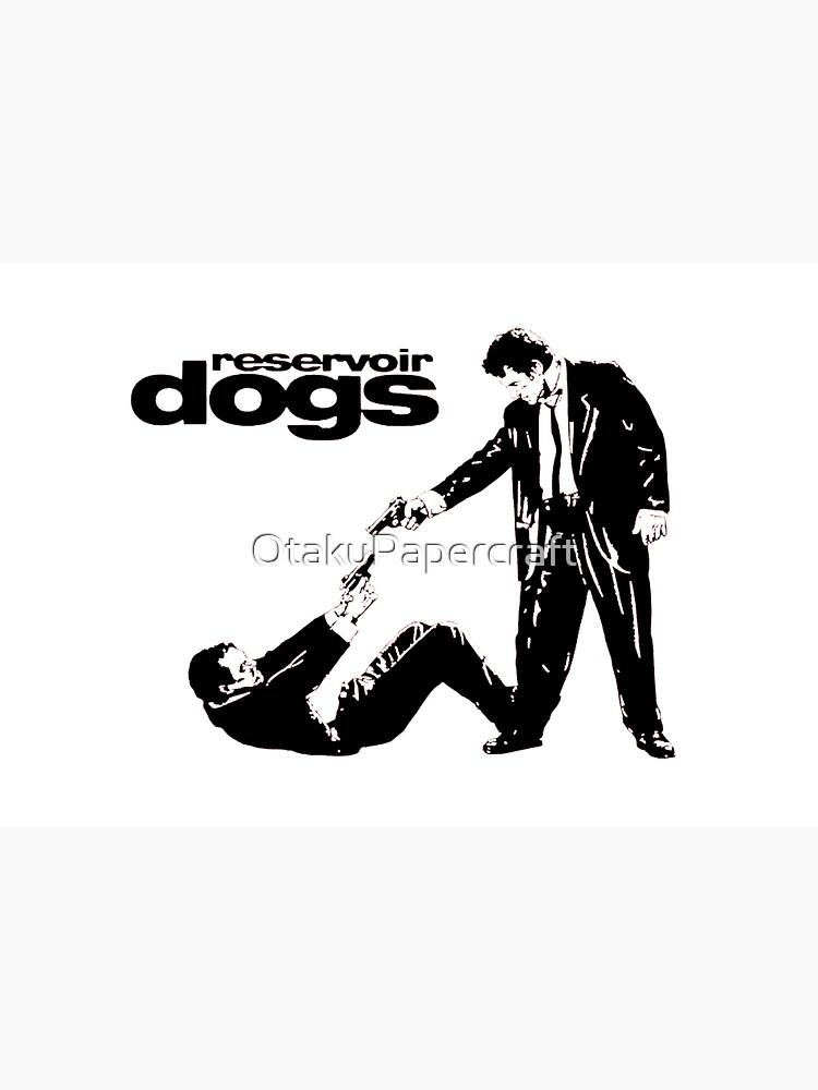Reservoir Dogs by OtakuPapercraft