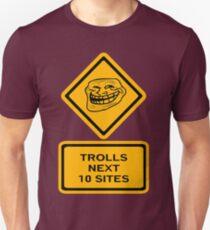 Trolls - sites Unisex T-Shirt