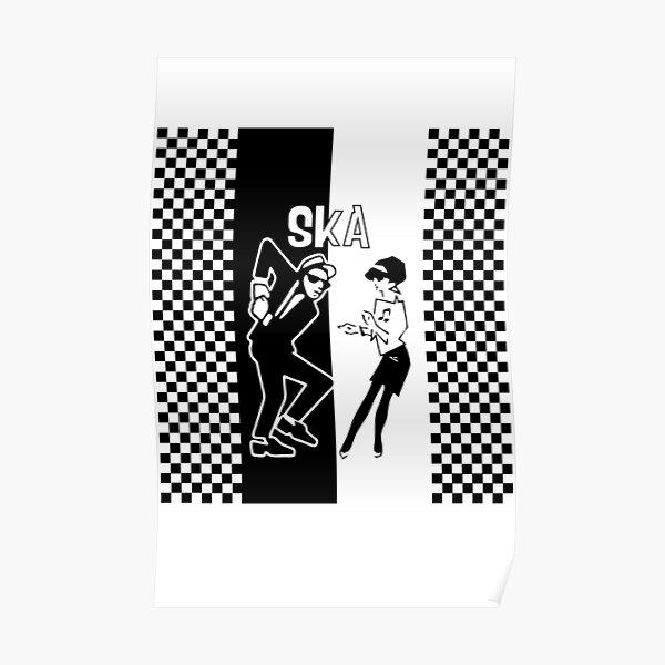 Ska Dance Poster