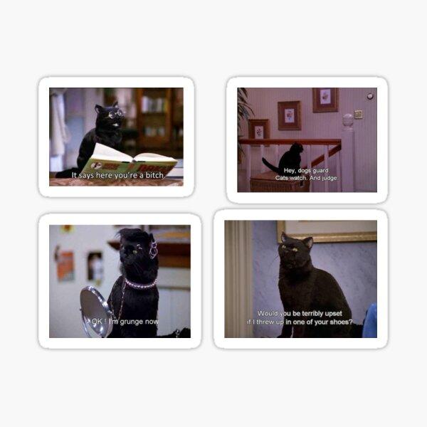 Relatable Salem - sticker pack Sticker