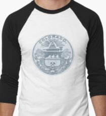 Colorado (All Tees) Men's Baseball ¾ T-Shirt