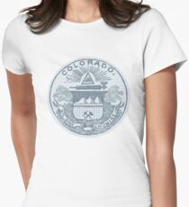 Colorado (All Tees) Women's Fitted T-Shirt