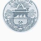 Colorado (All Tees) by Tom Kurzanski