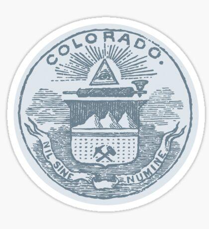 Colorado (All Tees) Sticker