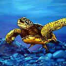 Deep Blue by Kathleen Kelly-Thompson