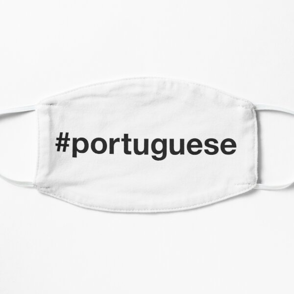 PORTUGAL Hashtag Mask