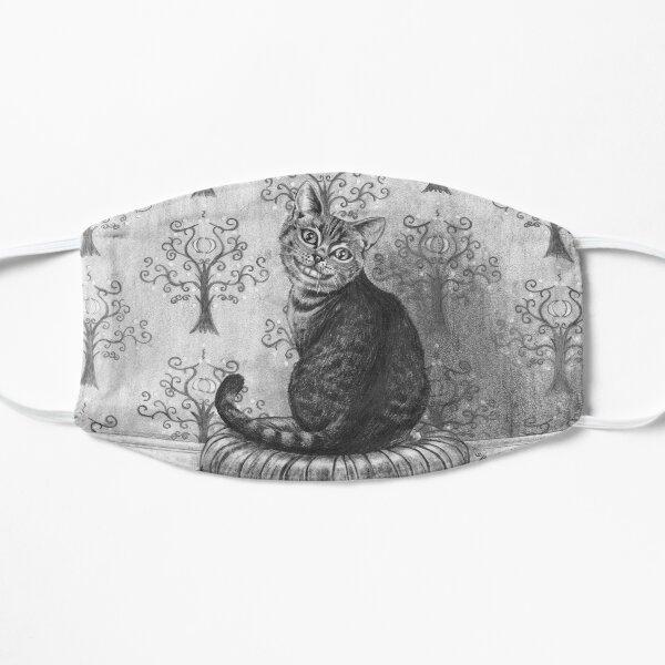 Cheshire Cat Art Alice in Wonderland Art Fairy Tale Art Mask