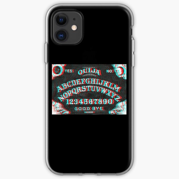 Ouija board iPhone Soft Case
