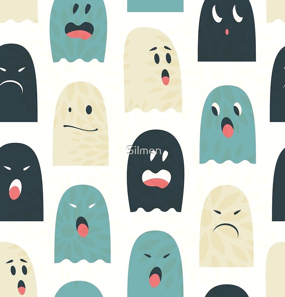 Lovely monsters by Silmen