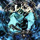 Iceinaglass 4 by Adam Adami