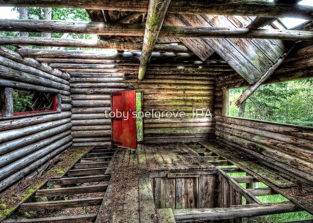 Abandoned by toby snelgrove  IPA