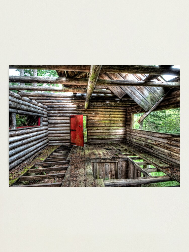 Alternate view of Abandoned Photographic Print