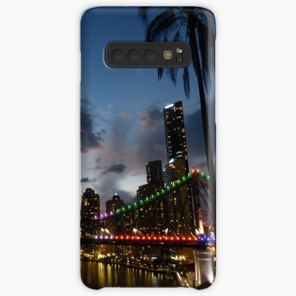 Dusk in Brisbane Samsung Galaxy Snap Case