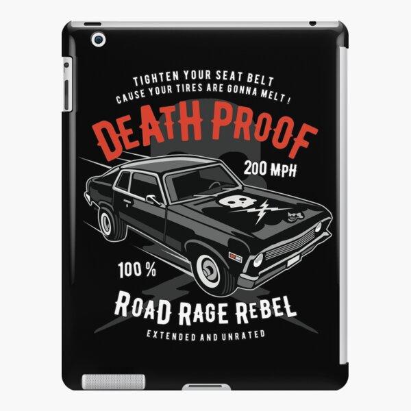 Automobile legends - death proof - dark iPad Snap Case